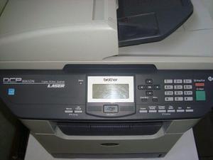 Impresora Multifuncional Brother DCpDN