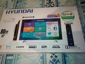 Smart Tv Hyundai 32 Nuevo