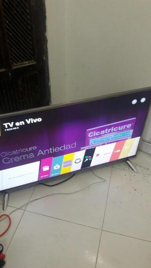 Smart Tv Lg 3d Webos 42 Full Hd Tdt 650t