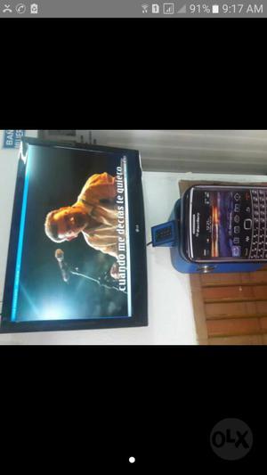 Tv de 40 Pulgadas con Rockola Y Videobea
