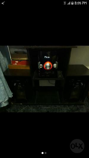 Vendo Hermoso Equipo de Sonido Panasonic