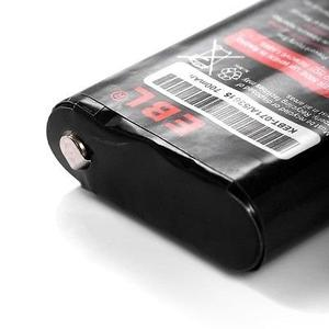 5 X 700mah 3.6v Nimh Batería Para Radio Motorola  Em10