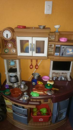 Cocina de Juguete con Sonidos