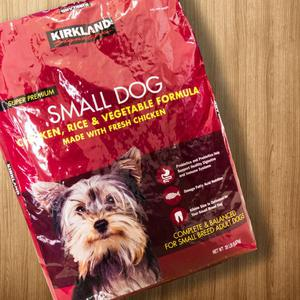 Comida para perros Small Dog Kirkland super premium