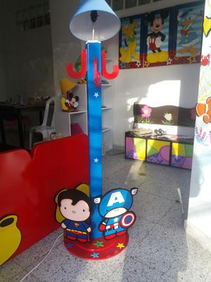 Percheros Infantiles en Madera