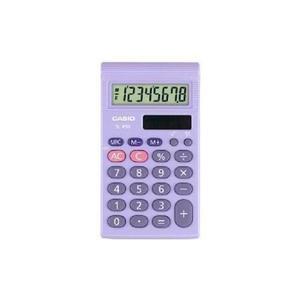Casio Calculadora Simple Sl- Dígitos - Lcd - Solar
