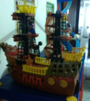 Vendo Barco Pirata Ficher Price