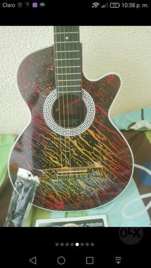 Vendo O Cambio Guitarra Acustica Nueva