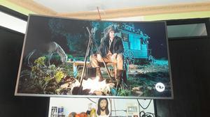 Cambiar Tv Samsung de 55 Curvo.