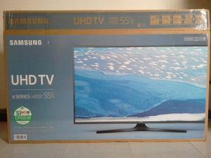 Estrene Samsung Smart Tv Uhd 55 6series