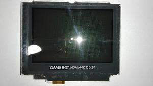 Pantalla Game Boy Advance Sp - Ags-101