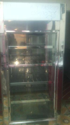 Refrigerador Vertical Panorámico