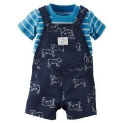 Ropa Carters Para Bebes Talla 3 Original