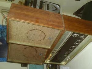 vendo radio antiguo transistorizado  itachy