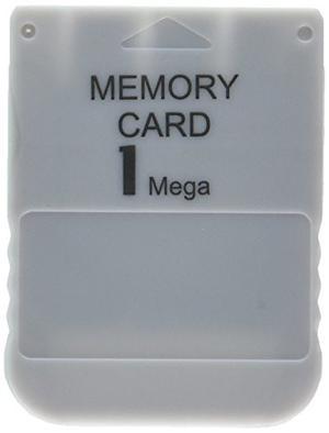 Tarjeta De Memoria De Ps1 Tomee (1 Mb)