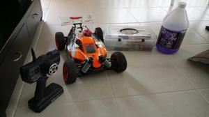 Carro a Control Remoto de Gasolina 4x4
