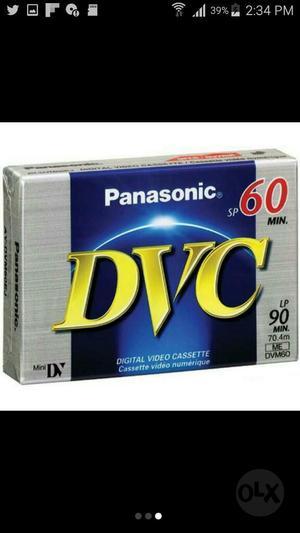 Cassette Minidv Panasonic