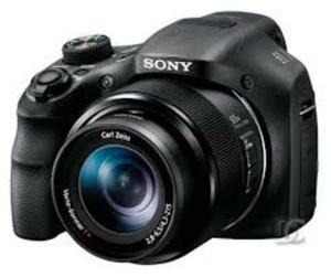 Cámara Semi Profesional Sony de 20.4mp Y