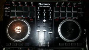 Consola de Dj Numark pro 2