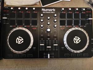 Controlador dj Numark Mixtrack Pro 2 USB Garantia