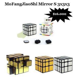 Cubo de Rubik Mfs Mirror S