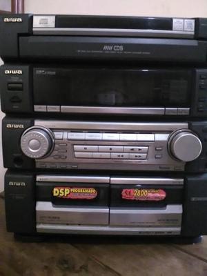 Equipo de Sonido AIWA ZR990
