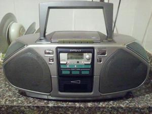 Grabadora Aiwa Cd Casetera Am Fm