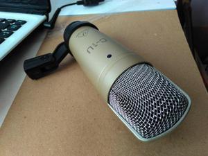 Micrófono Condensador Grabación Estudio Behringer C1u