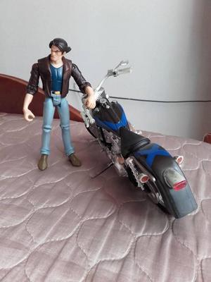Moto harley davidson de coleccion