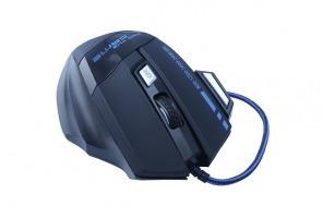 Mouse Star Tec Gaming Juegos St-g6 Usb Negro 7 Botones