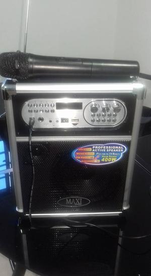 VENDO RADIO PARLANTE MAXI HOUSE