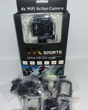 Cámara Deportiva Sportcam tipo gopro 4k Ultra Hd 16mp sport