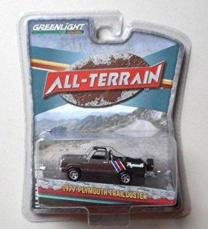 Coleccionable Greenlight 164 Todo Terreno Serie Plymouth T