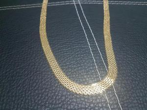 Oro Cadena Oro Italiano 18k Nueva