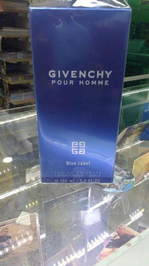 PERFUME Hombre Givenchy Blue Label 100ml
