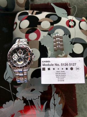 Reloj Casio Edifice Ef543