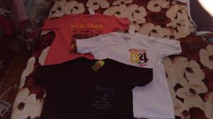 Vendo Camisetas a 15mil
