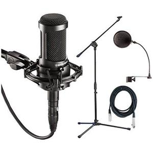 Audio Technica At Micrófono De Condensador Pop Filter S