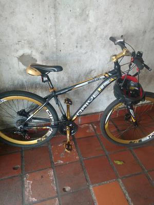 Bicicleta Boston Drive Rin 27.5 Nueva!
