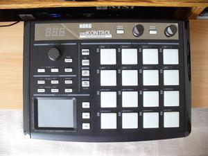 Korg pad KONTROL controlador MIDI USB Cubase, Sonar,