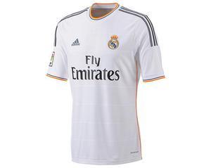 Liquidación camiseta real madrid adidas 100 originales 1aa76c449ed