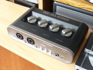 MAudio MobilePre mk2 Interface USB profesional de audio para