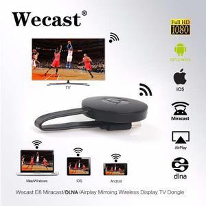 Miracast Chromecast Smart Tv Full Hd Google Airplay Dnla +