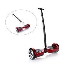 PATINETA ELECTRICA SMART CON BASTON PARA MAYOR SEGURIDAD Y