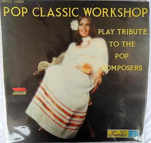 POP CLASSIC WORKSHOP PLAYTRIBUTE TO THE POP COMPOSERSFUENTES