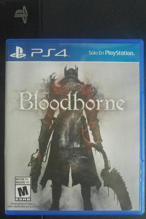 Bloodborne vendo o cambio por dark souls 3 y encimo.