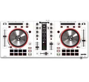 Controlador Dj Numark Mixtrack Pro3- Blanco