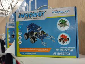 Kit Educativo Robótica Pygmalion