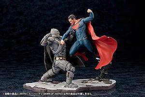 Kotobukiya Batman Vs. Superman: Dawn Of Justice: !