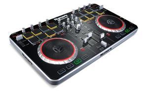 Numark Mixtrack Pro Ii Mezclador Integrado Envio Gratis
